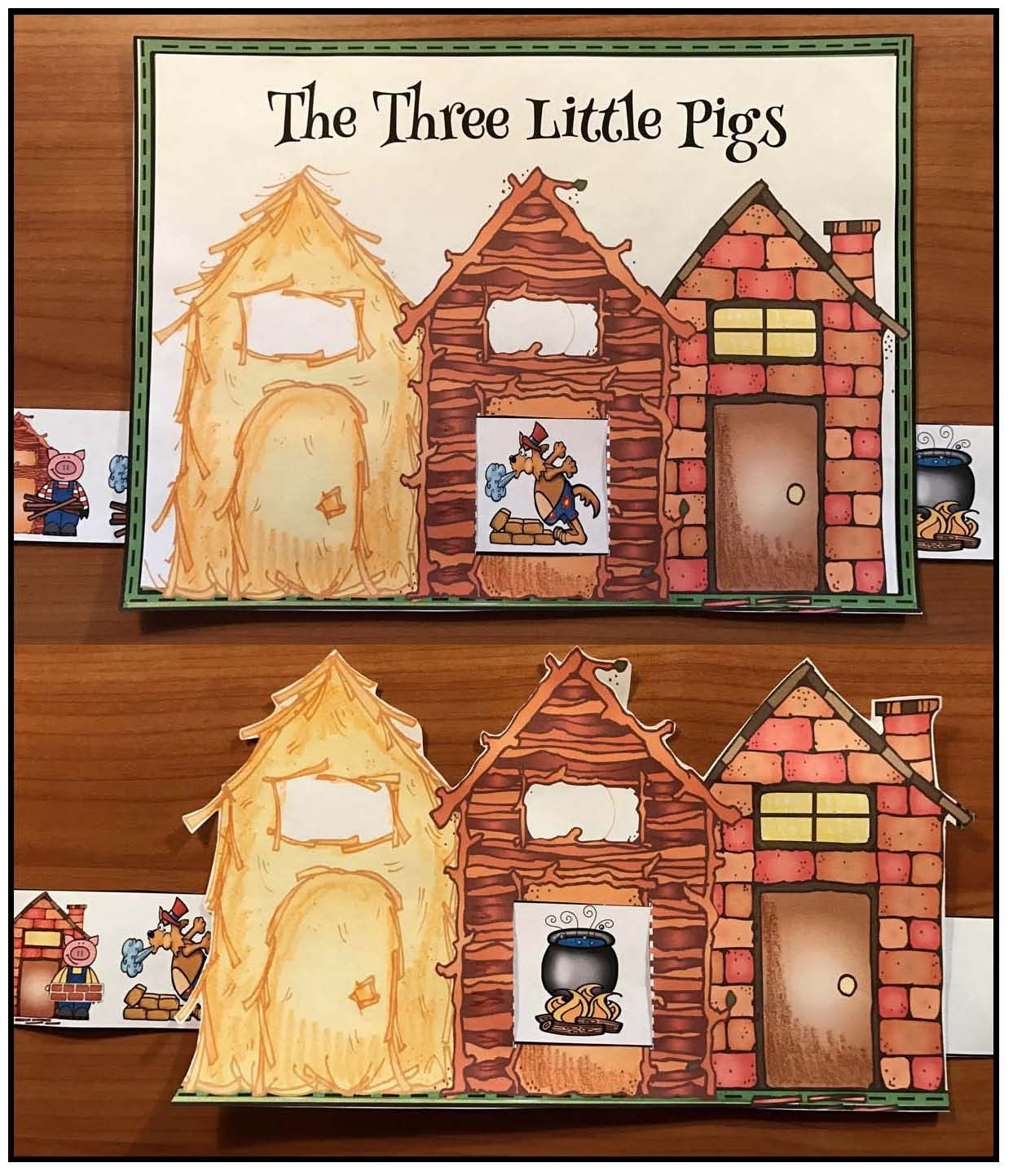 Fairy Tales Cute Sequencing Amp Retelling A Story Slider