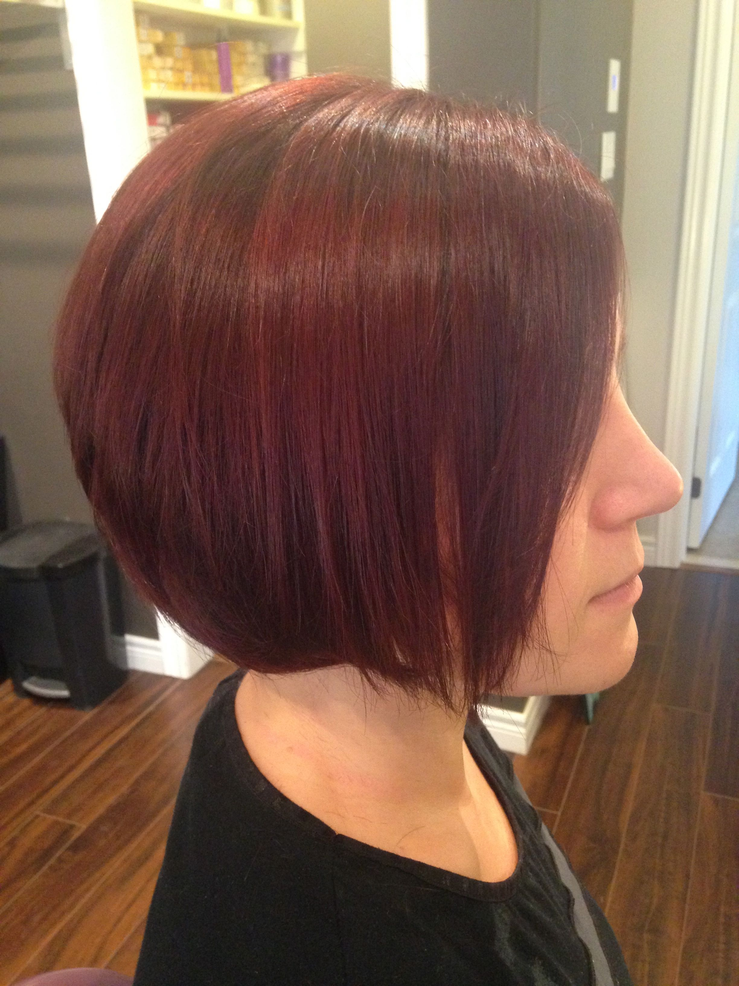 Red Hair Bob Bob hairstyles Pinterest