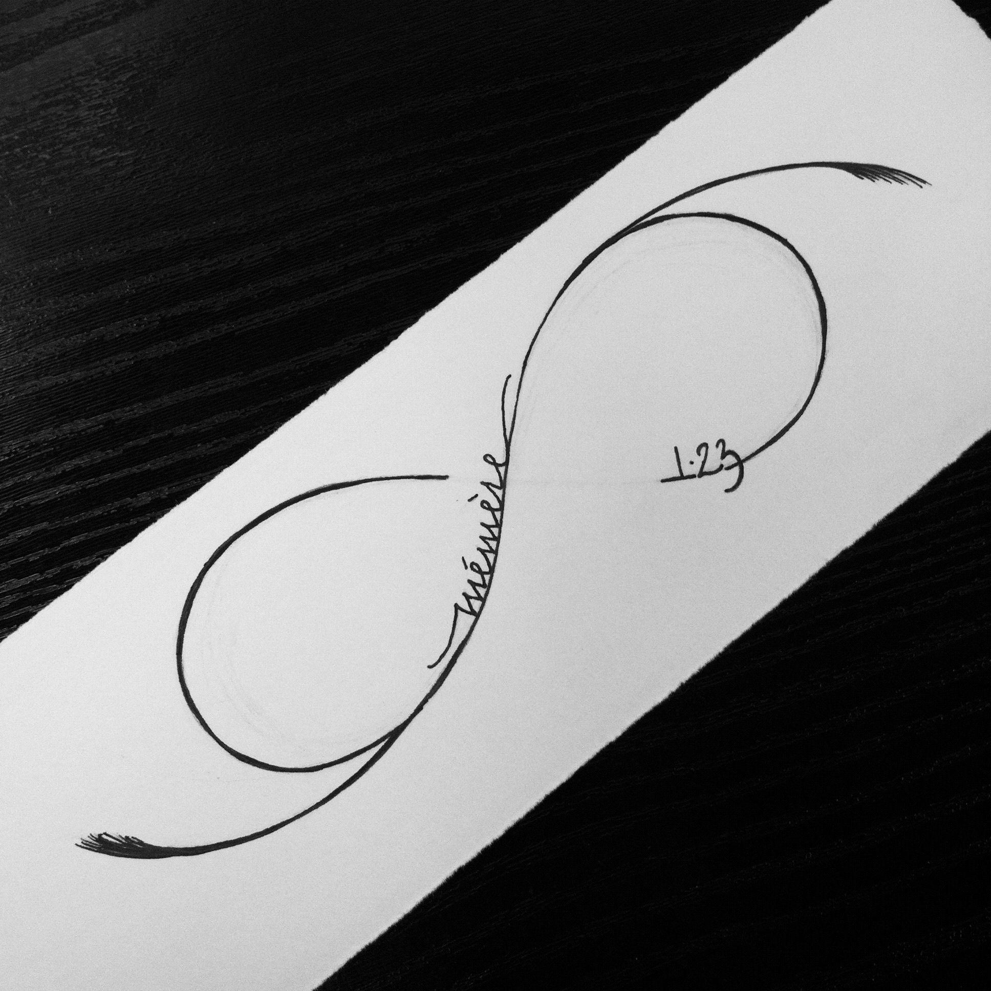 tattooing like whoa Infinity symbol, Symbols and Infinity