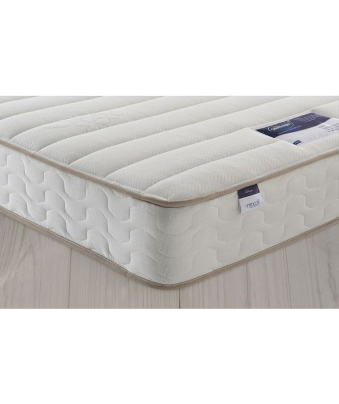Silentnight Miracoil Hunsbury Memory Double Mattress At Argos Co Uk Your Online