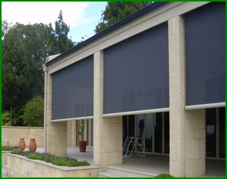Outdoor Blinds 17 Screening And Privacy Best