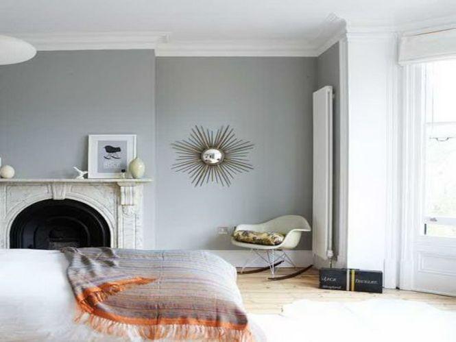 Blue Grey Walls