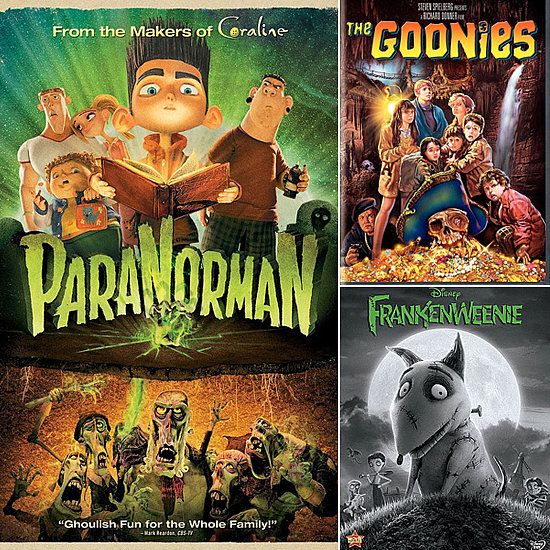 16 Scary Movies to Get Your Kids Ready For Halloween