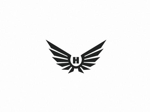 Black & White Logo Collection by Emir Ayouni, via Behance