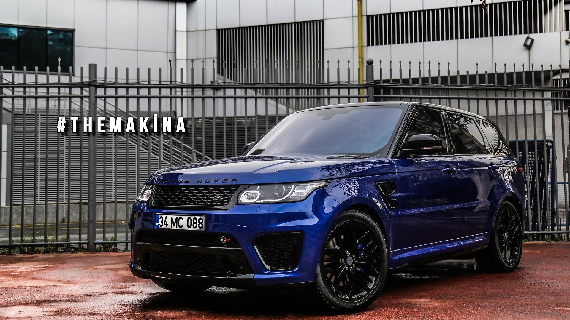 The+Makina++Range+Rover+Sport+Svr Videolar Pinterest