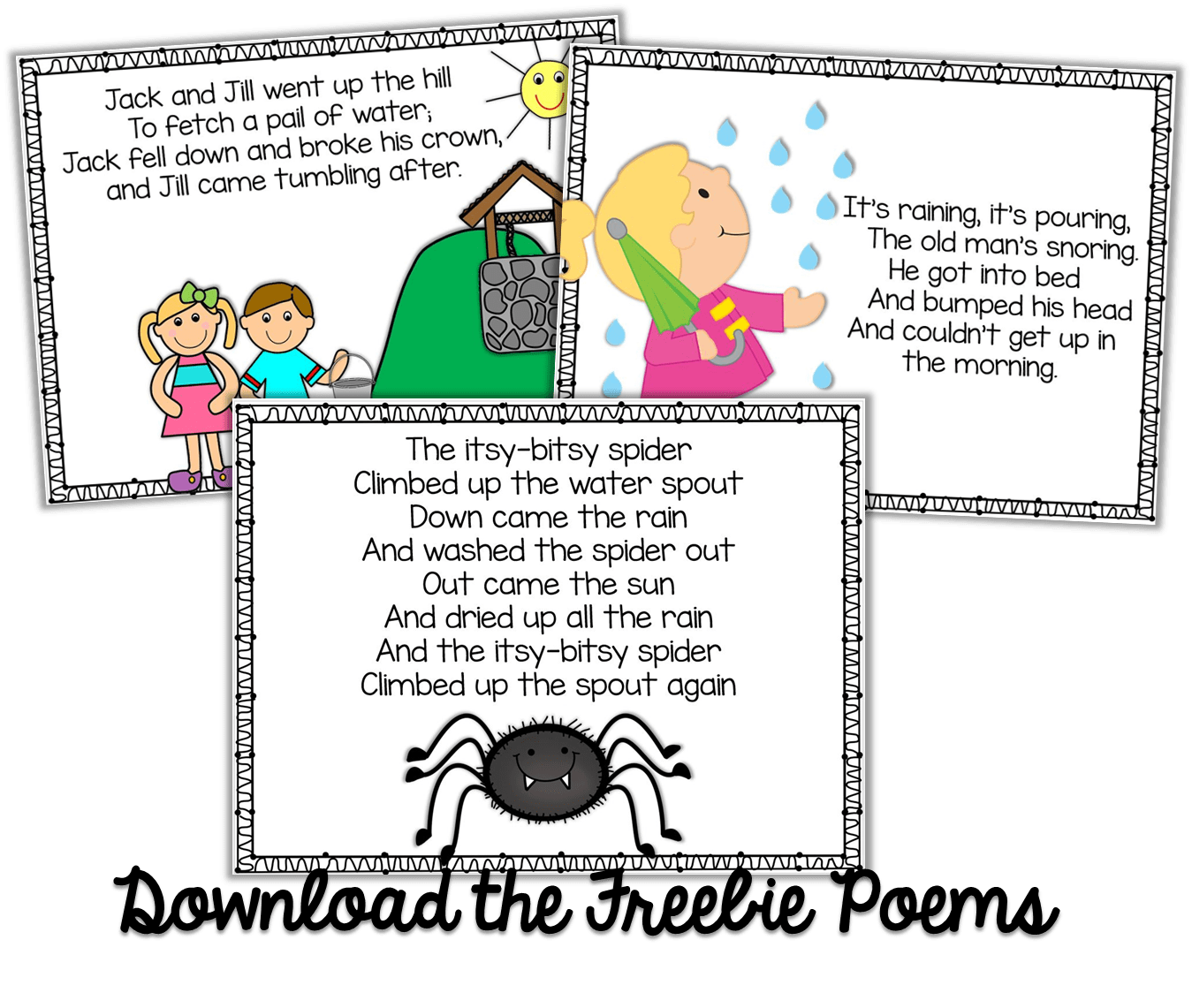 First Day Of School Poems And Songs
