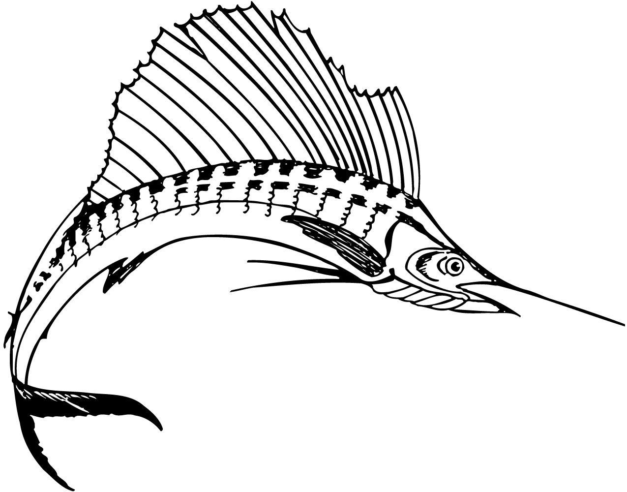 Swordfish Clipart 4ibbanbig