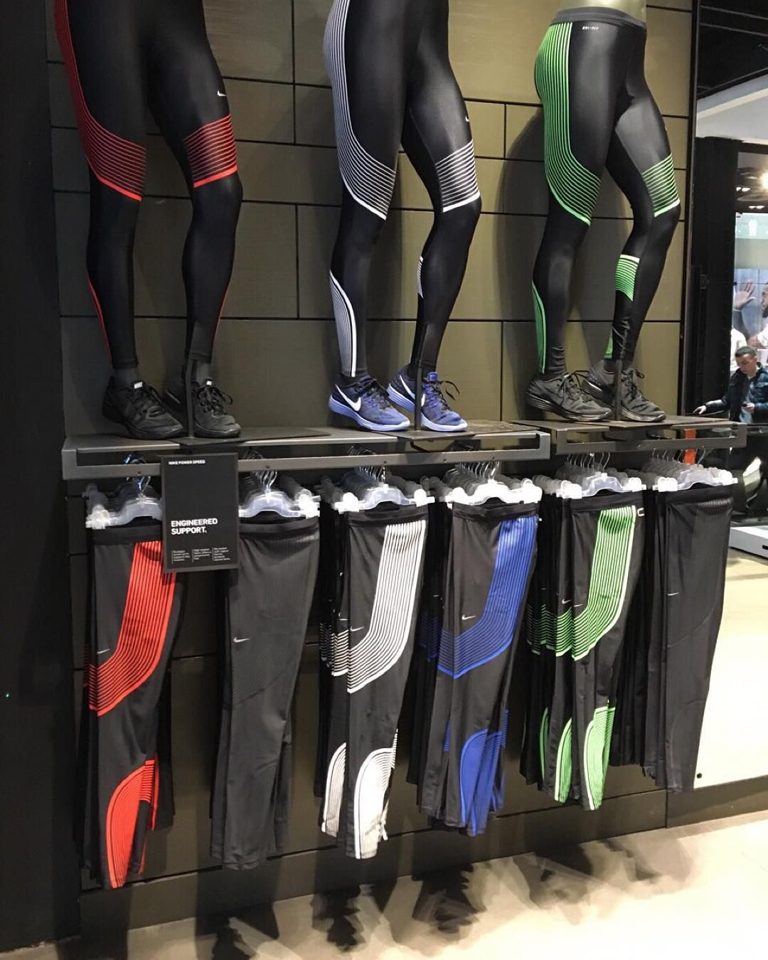 """""""Nike Power Speed Tights (Mens and Womens, all sizes are"""