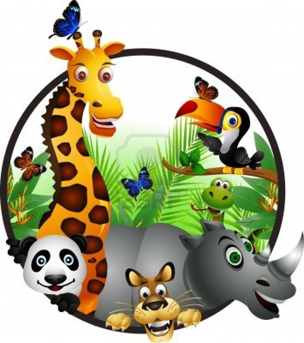 cartoon zoo Google Search Kids stuf Pinterest