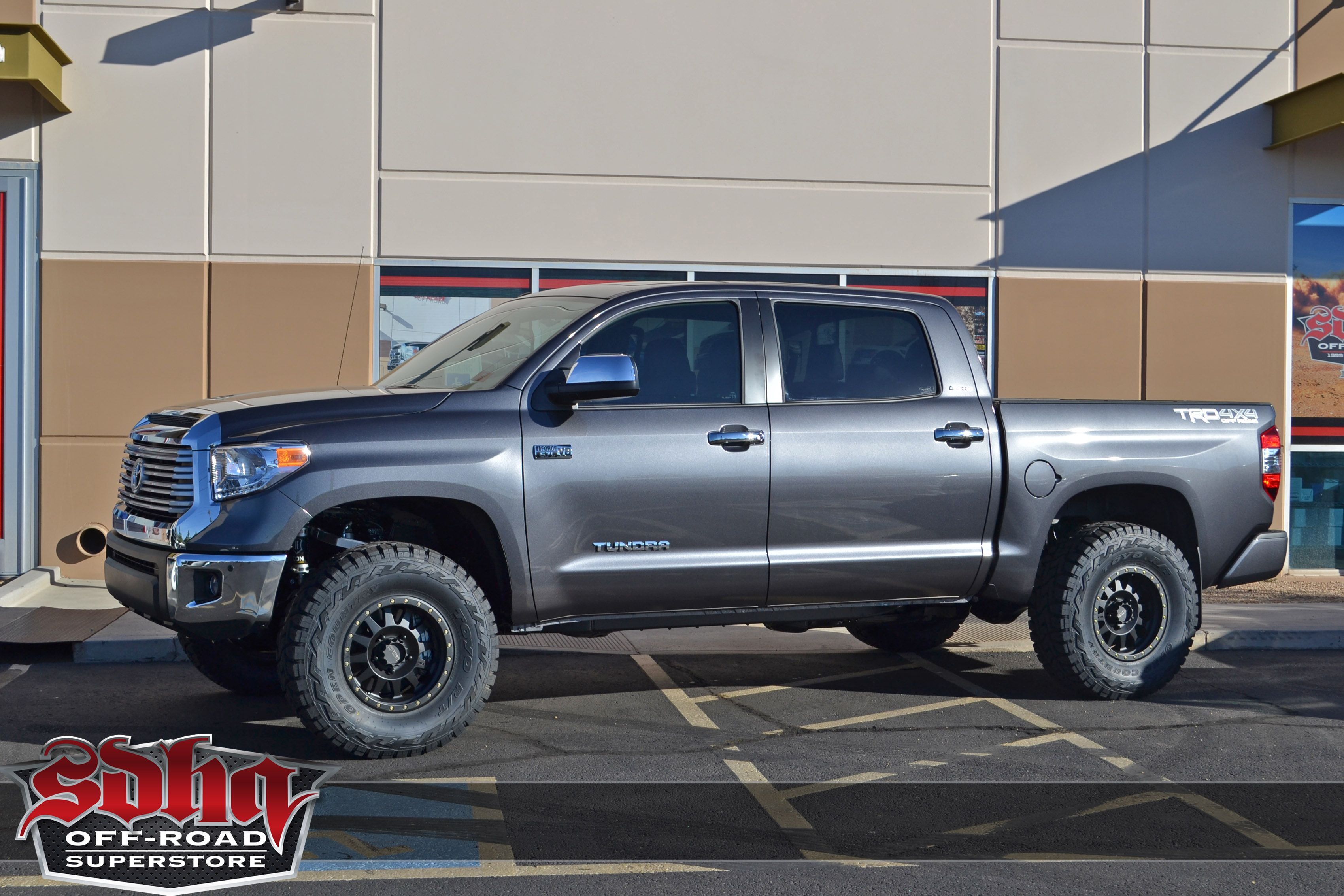 Ryan's Tundra » SDHQ Off Road Truck Wheels/Tires