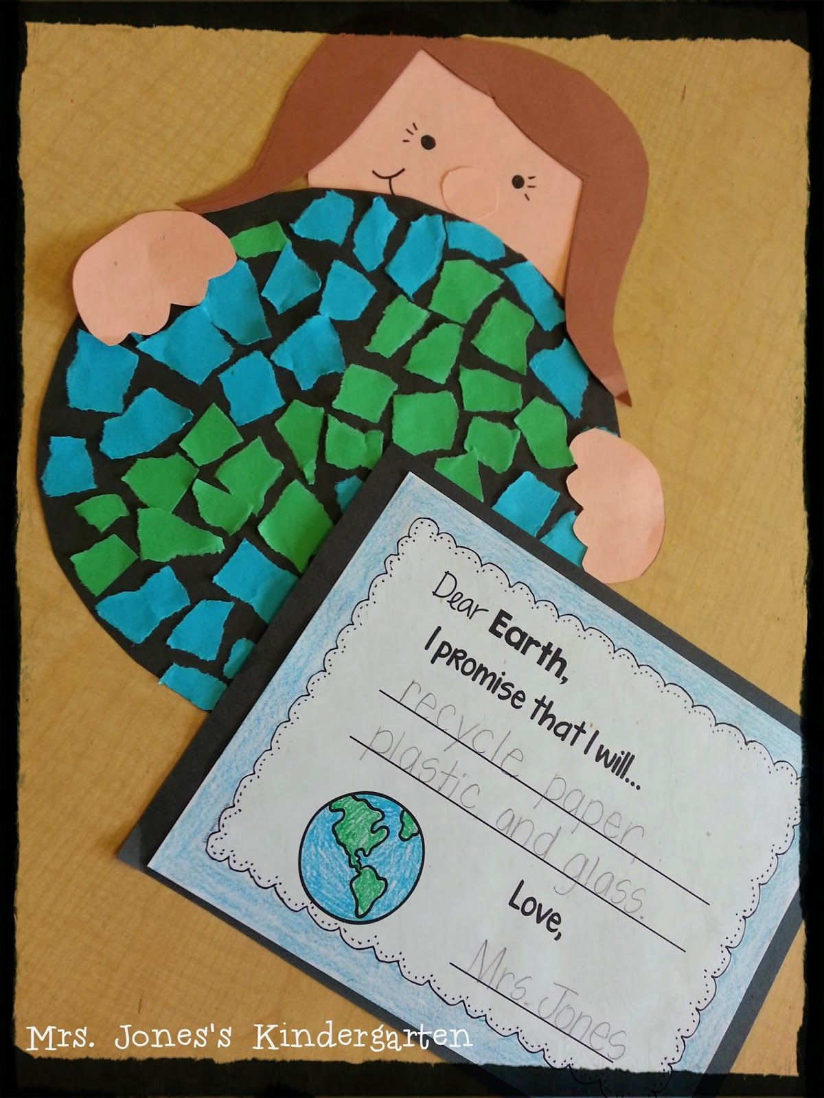 Mosaic Earth Day Craftivity Mini Unit This Would Look Amazing On Our Bulletin Board