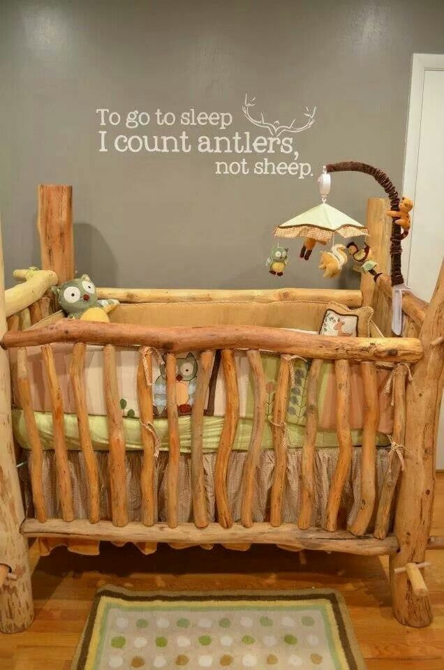 Over The Top Cribs You Can Dream Of Owning Wooden Baby