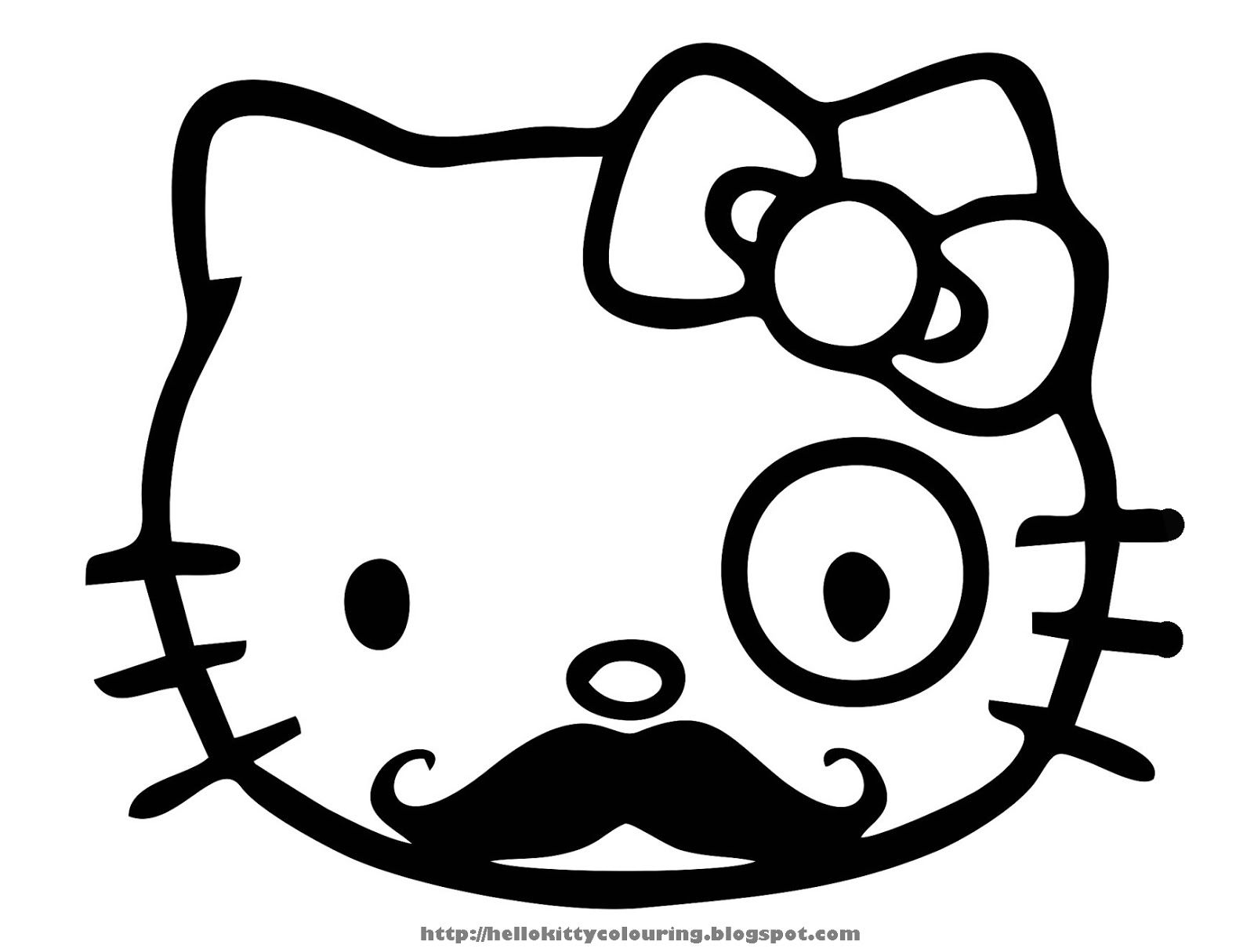 As With Most Of The Other Hello Kitty Coloring Pages The