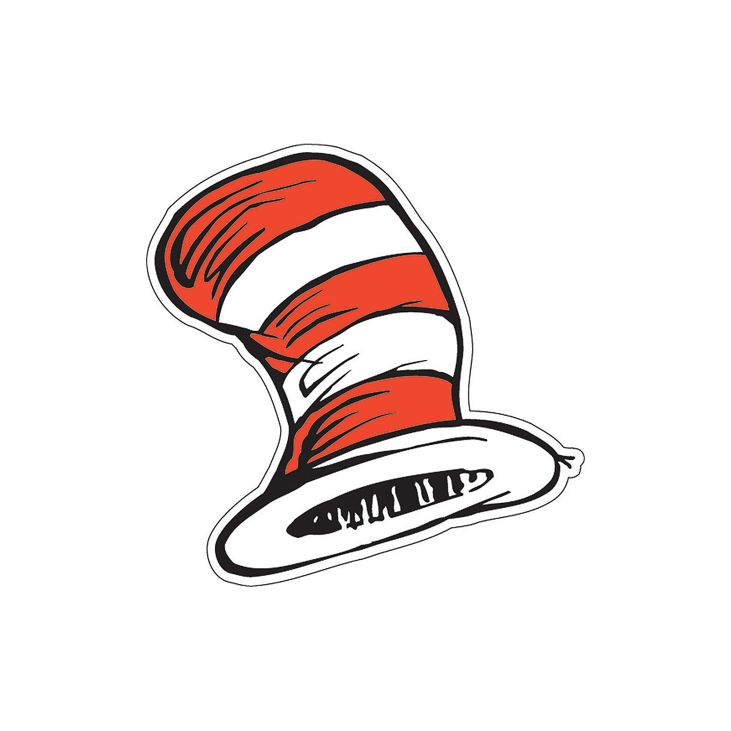 Decorations Dr Seuss The Cat In The Hat Cutouts