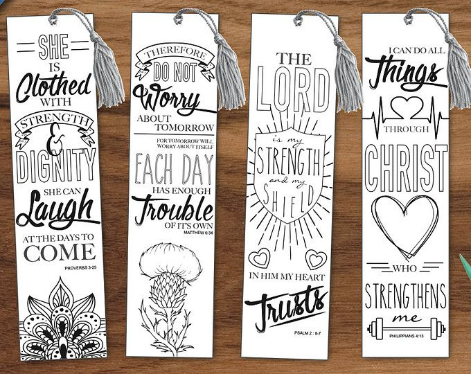 40 OFF Luke 10 13 Color Your Own Bookmarks Bible