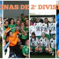 ¿Quiénes lideran la 2ª División de Fútbol Femenino?