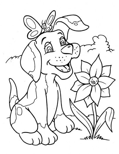 1000 images about dog pages to color on pinterest coloring