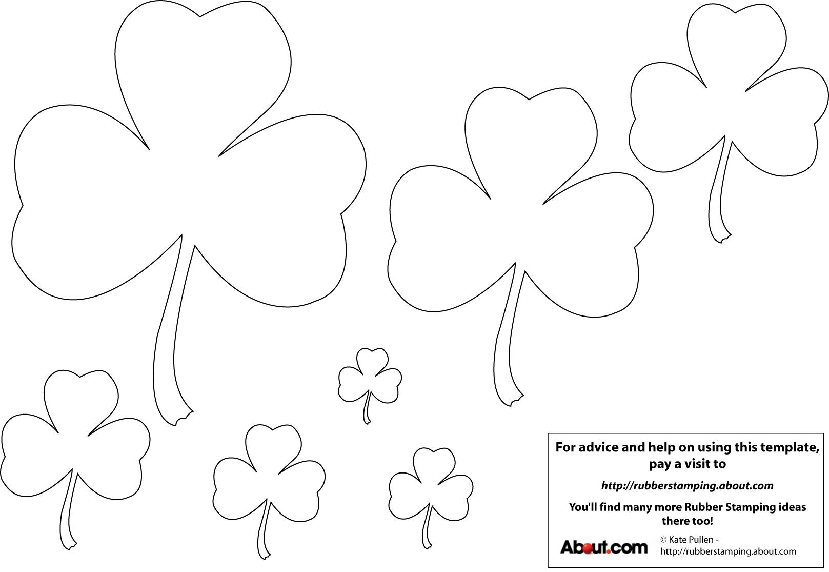 Need St Patrick S Day Graphics Use These Free Shamrock