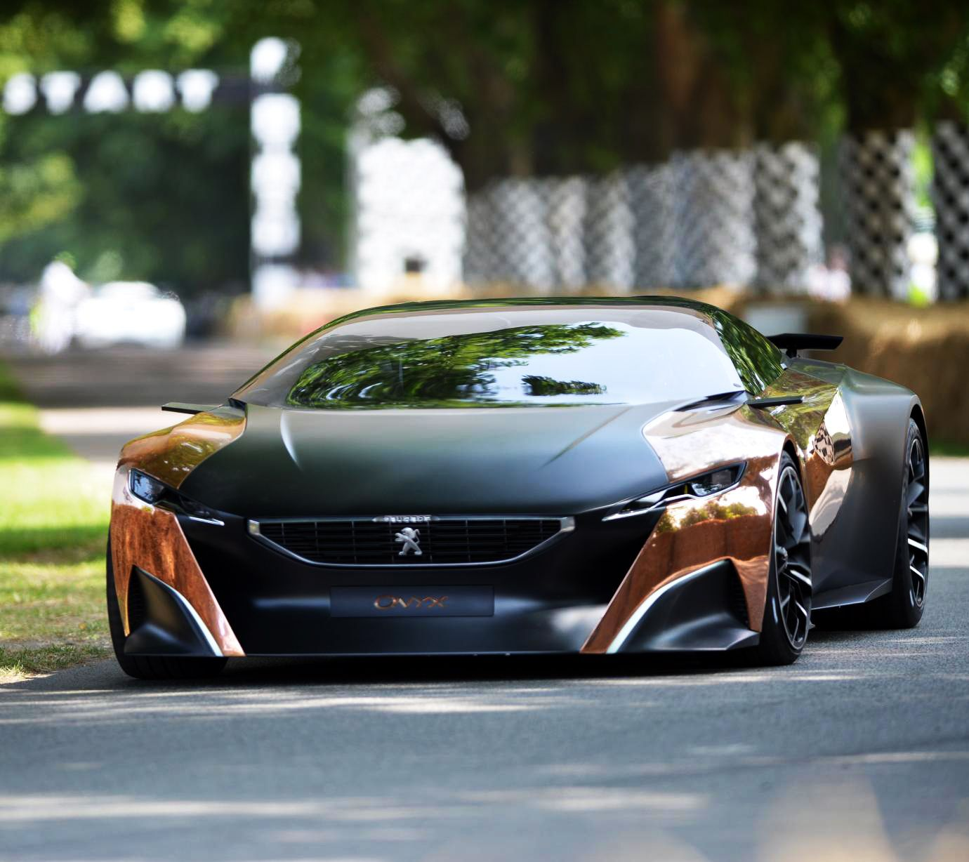 Peugeot's New Fractal Concept Is Like Sexy, Sexy Math