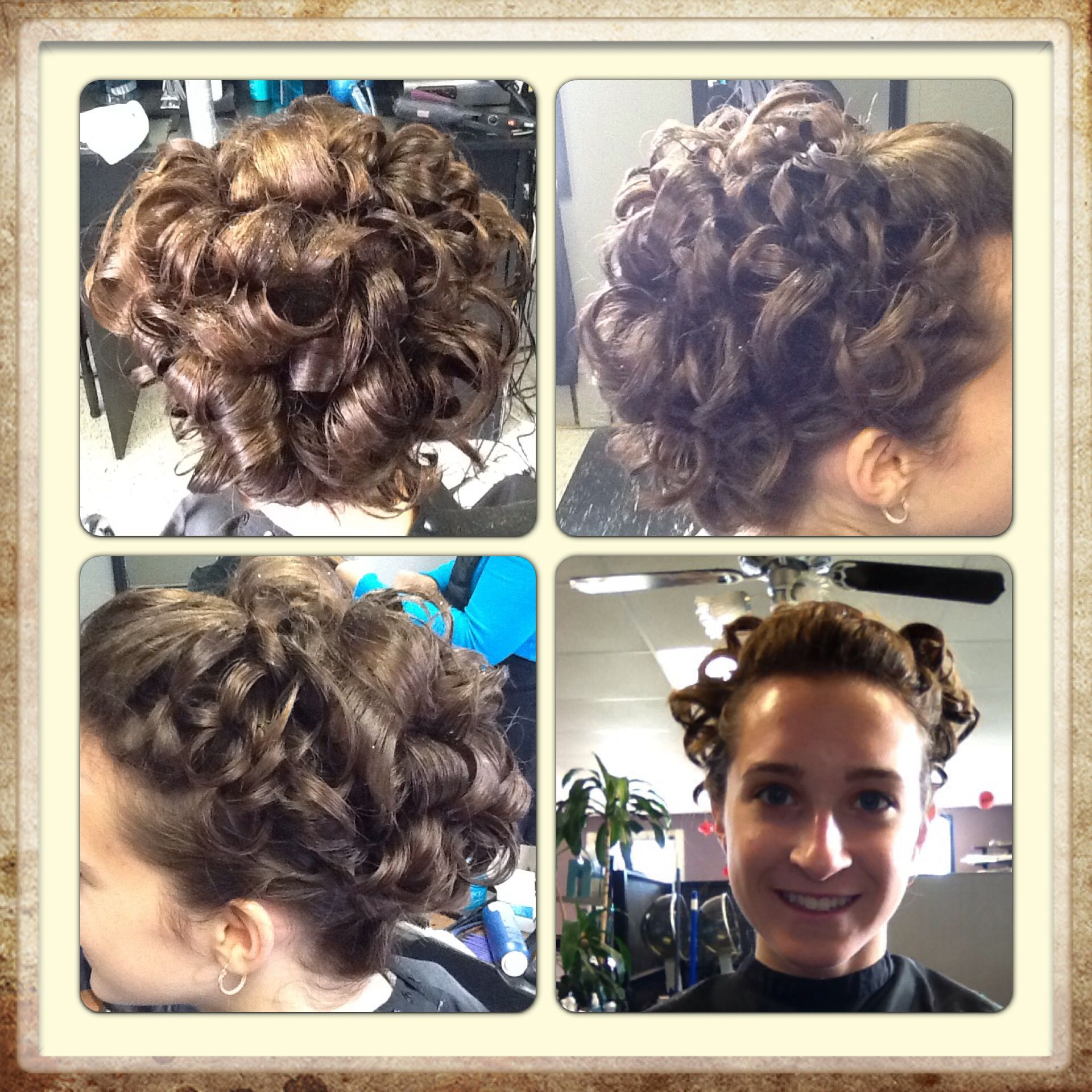Get up dos for holiday parties and school dances Updos