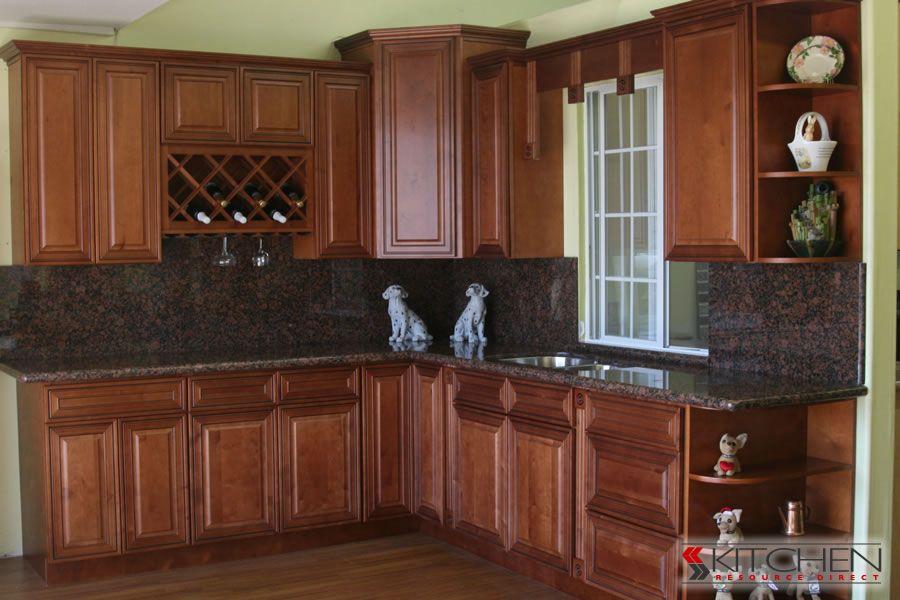 Marco Maple Mocha Glaze Photo Gallery Cabinets Com By Kitchen