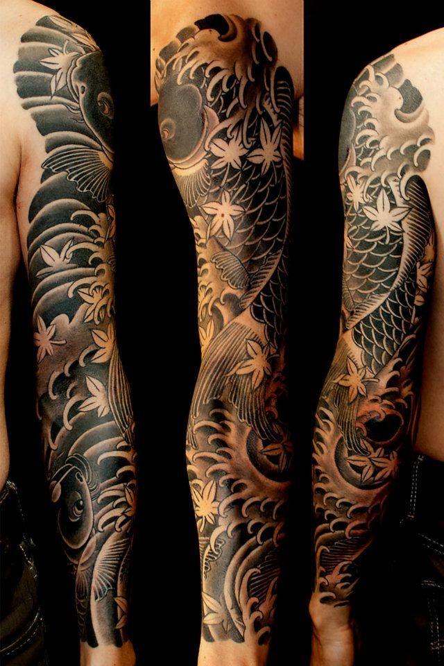 Tattoo sleeve tattoo sleeve Tattoo Pinterest
