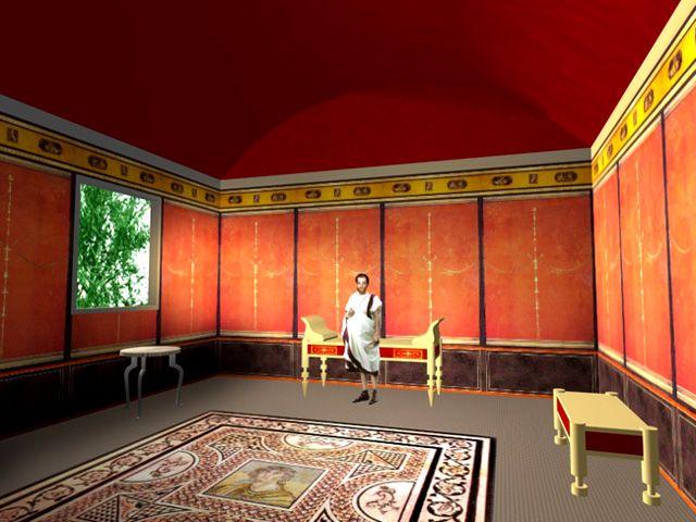 Ancient Roman Style Houses House Design Plans