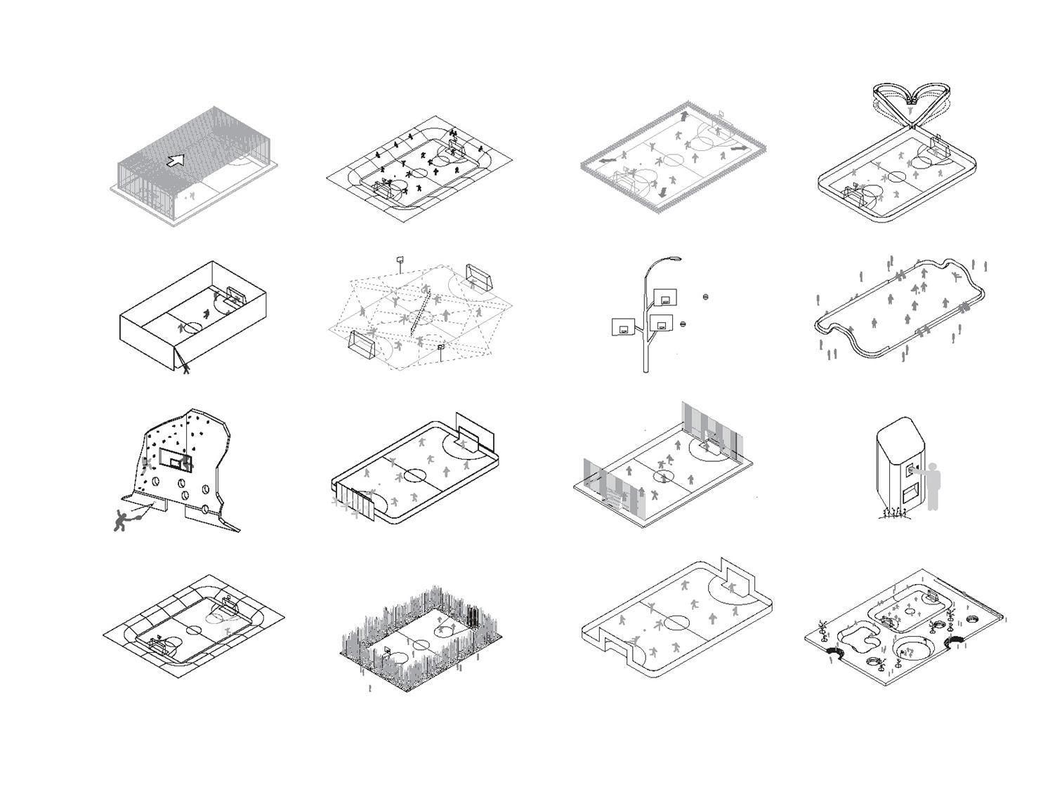 Nl Architects Op Architecture Multibane