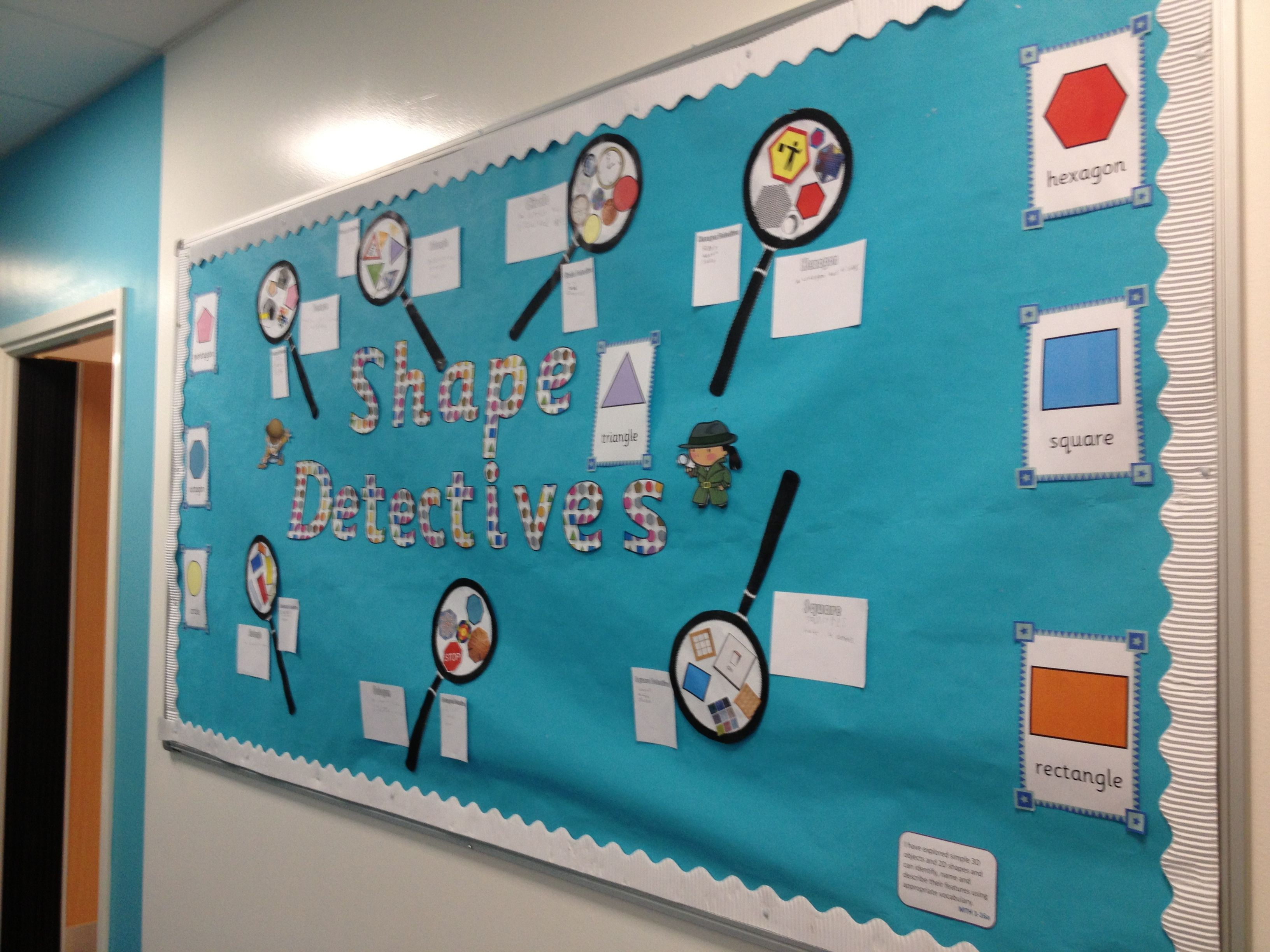 2d Shape Detectives