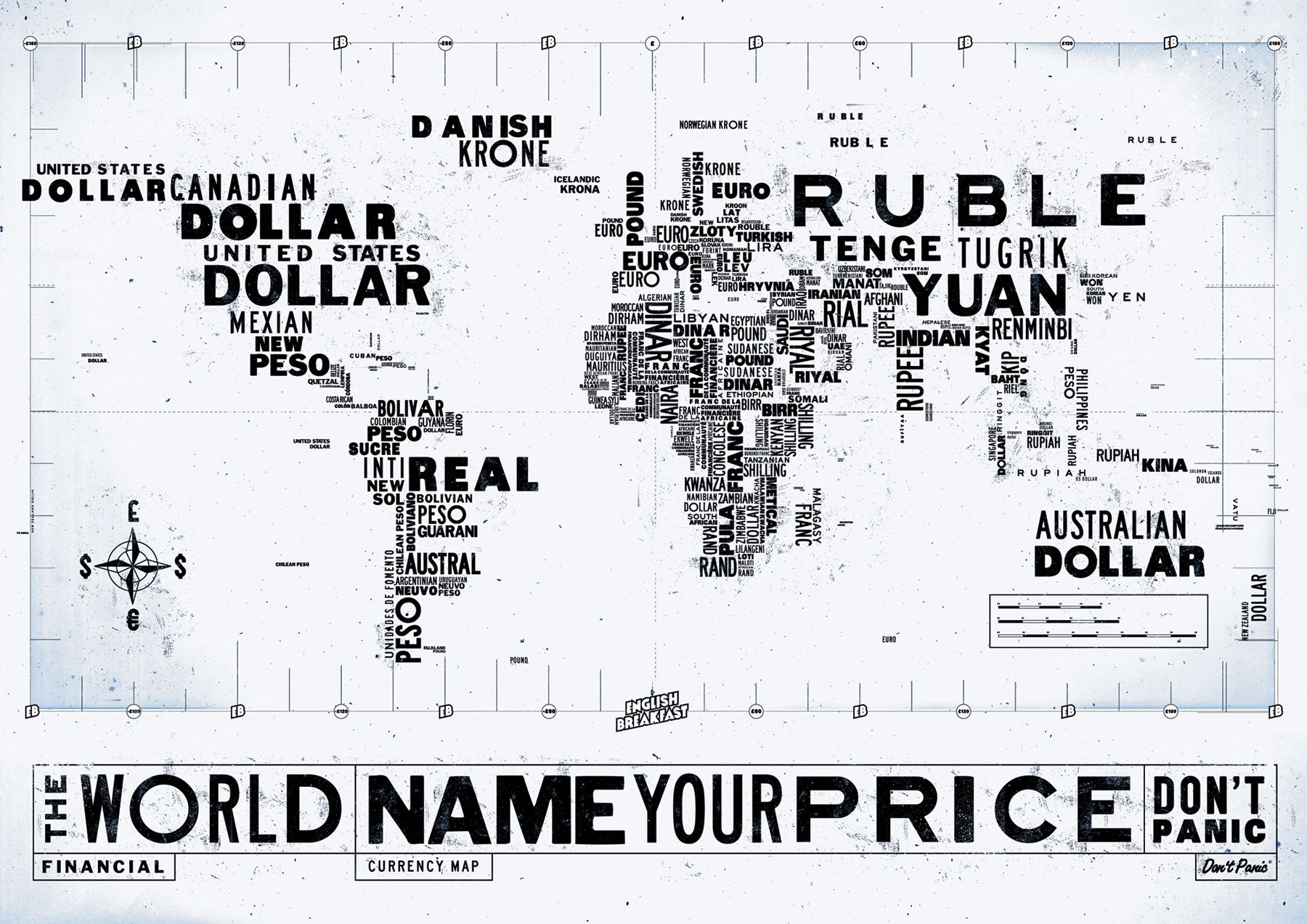 Money Names Of The World