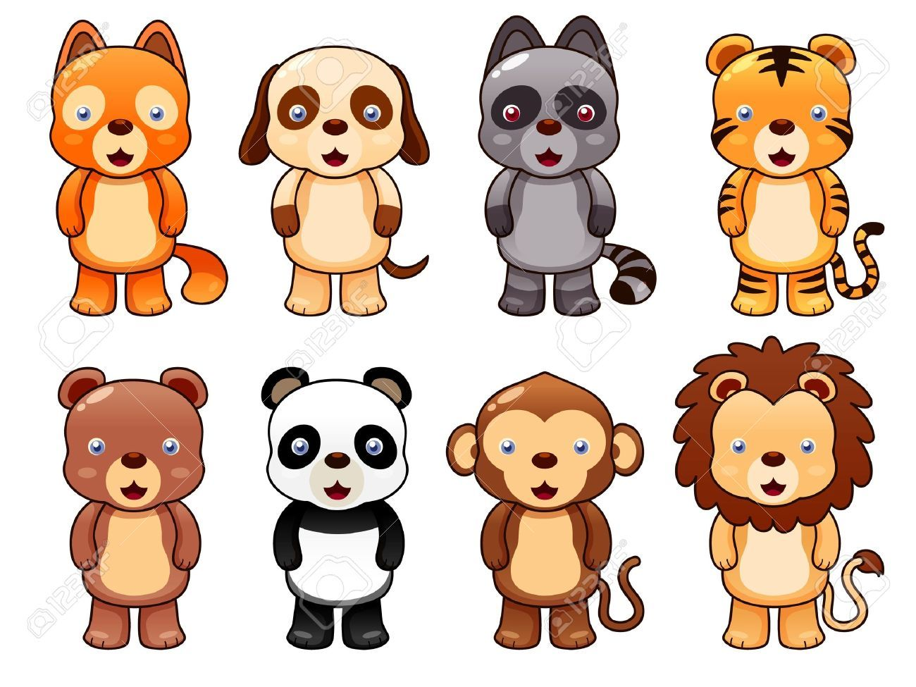 cute baby monkey cartoon drawing Google Search Drawing