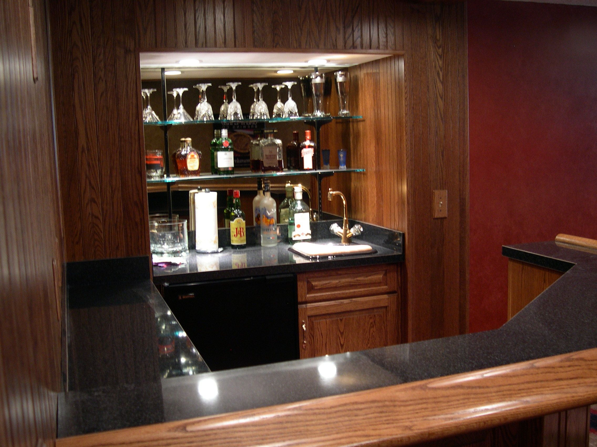 Coolest Diy Home Bar Ideas Small space decorating
