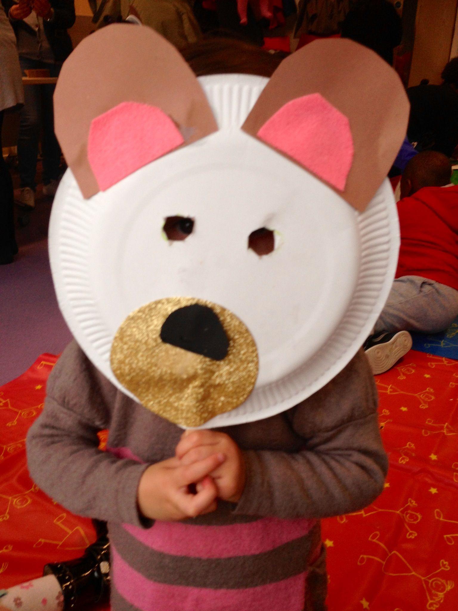 Teddy Bear Preschool Draw