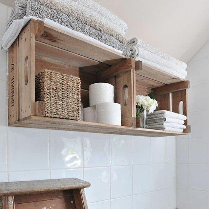 best perfect tagre en palette de bois u une bouffe rustique with decoration etagere with dcoration en palette