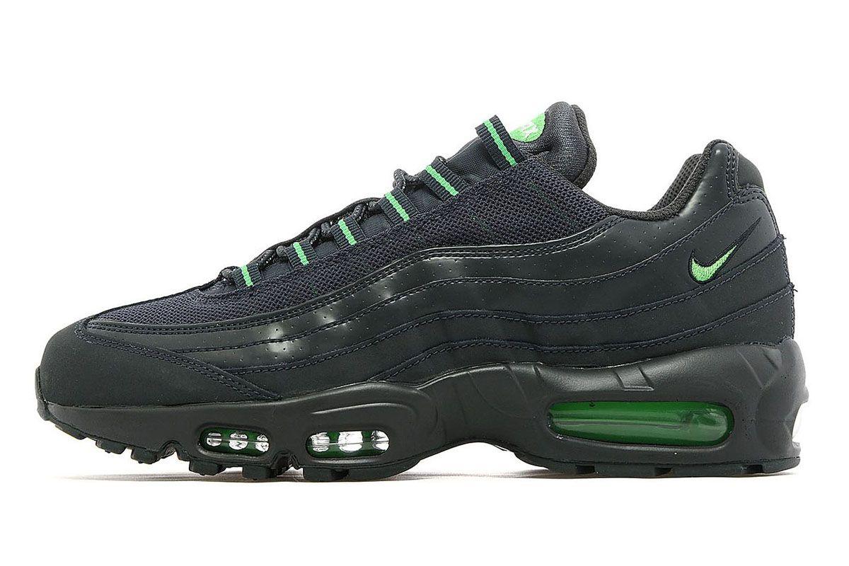 "Nike Air Max 95 ""JD Sports Exclusive"" Black & Green"