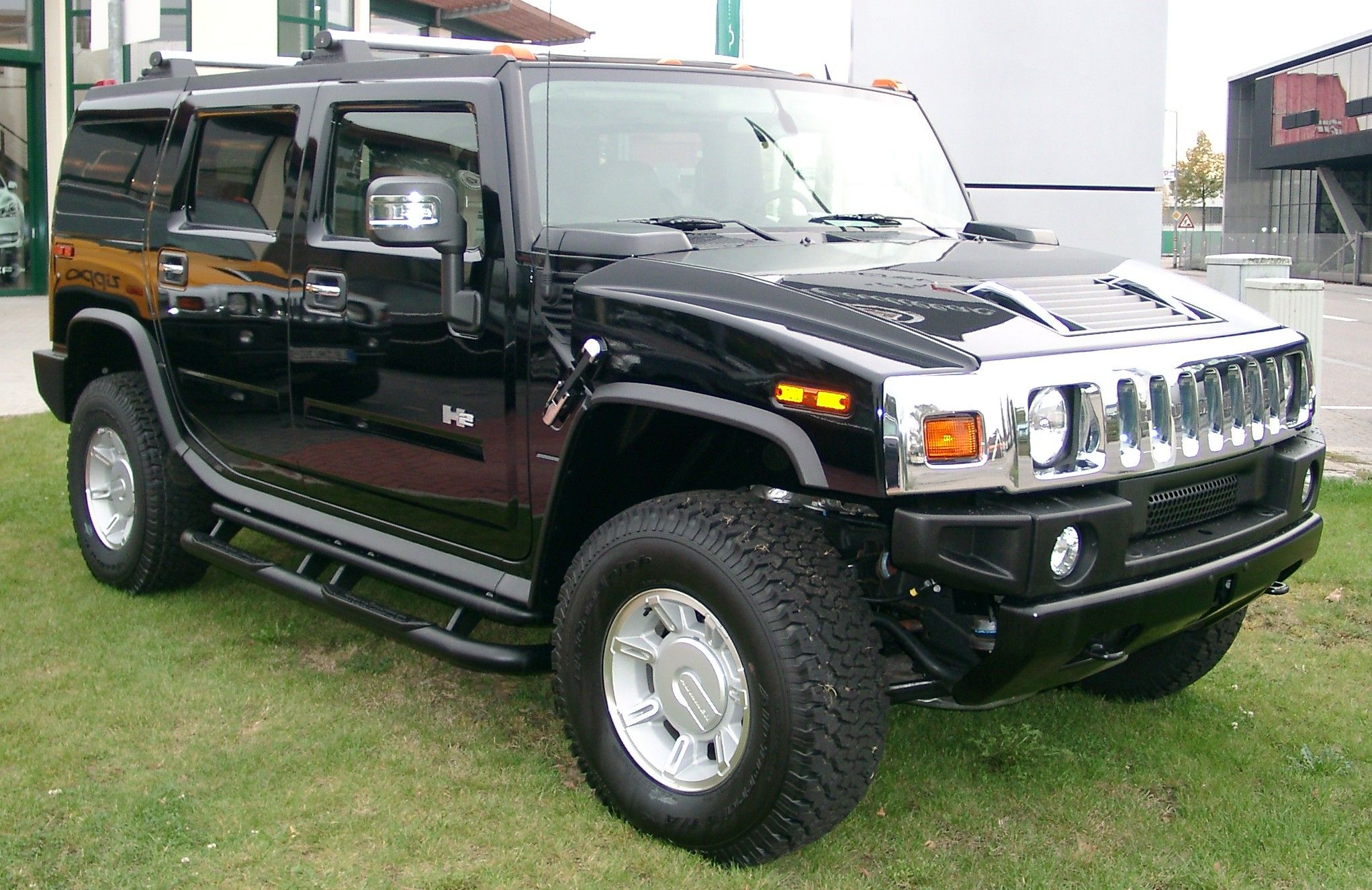 Hummer in the lawn Hummer Wallpapers Pinterest