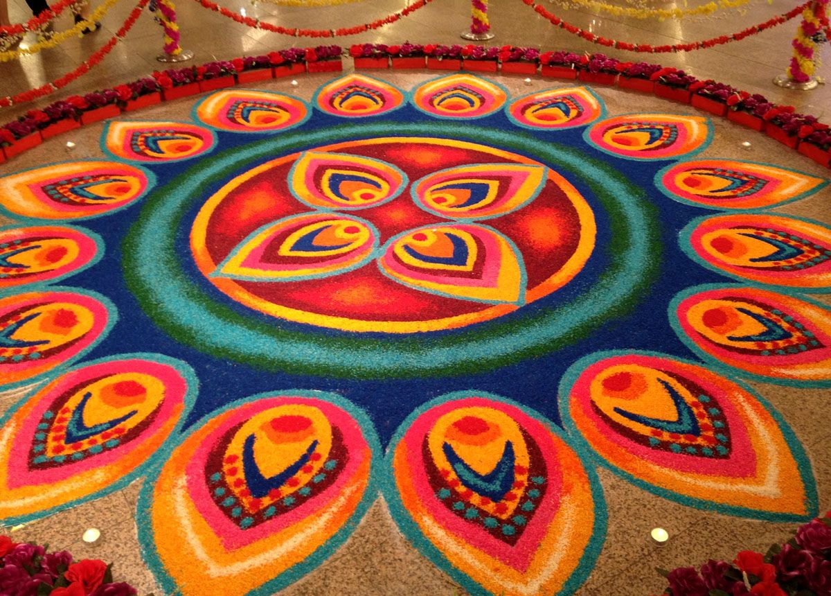 Rangoli Designs for Diwali Designs world Rangoli