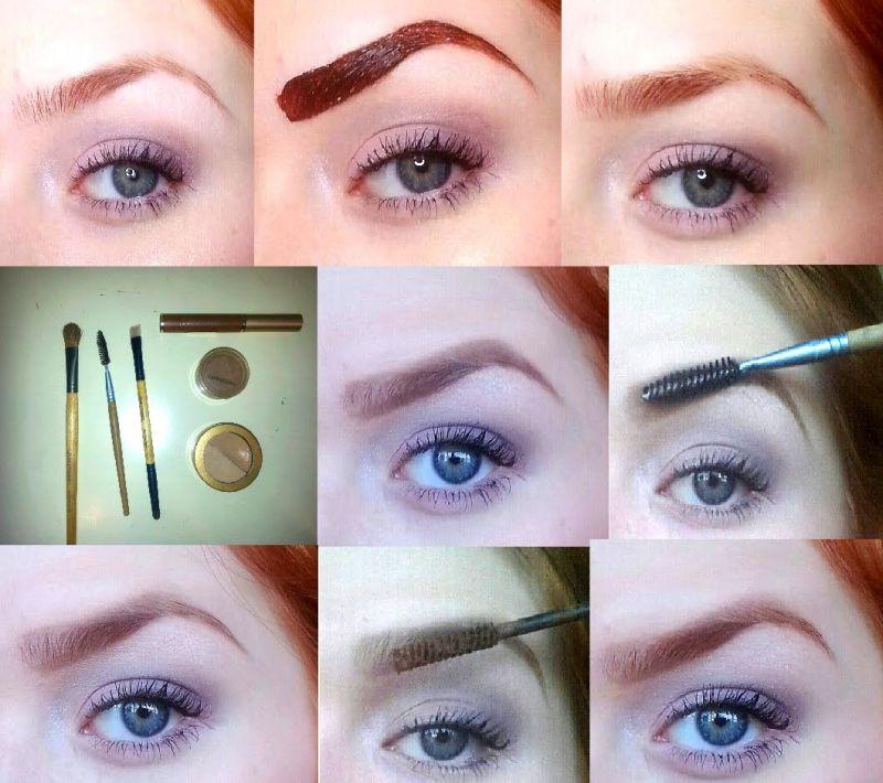 Eyebrow Shaping Makeup Tutorial Makeupview
