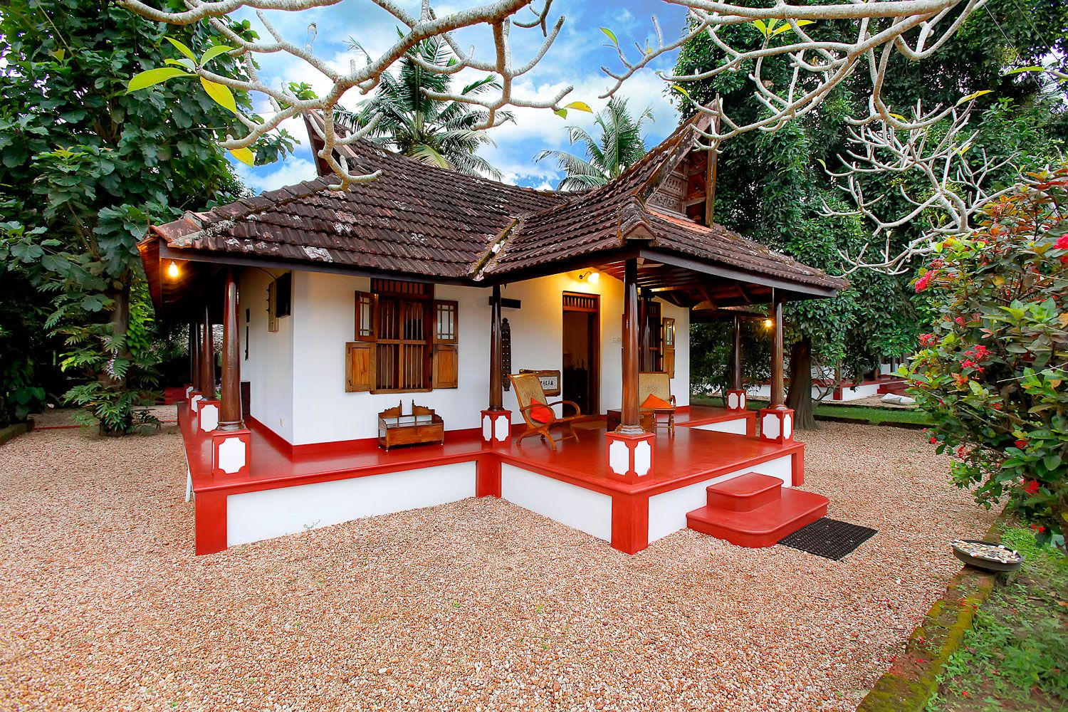 Philipkutty's Farm Stay In Independent, Homely