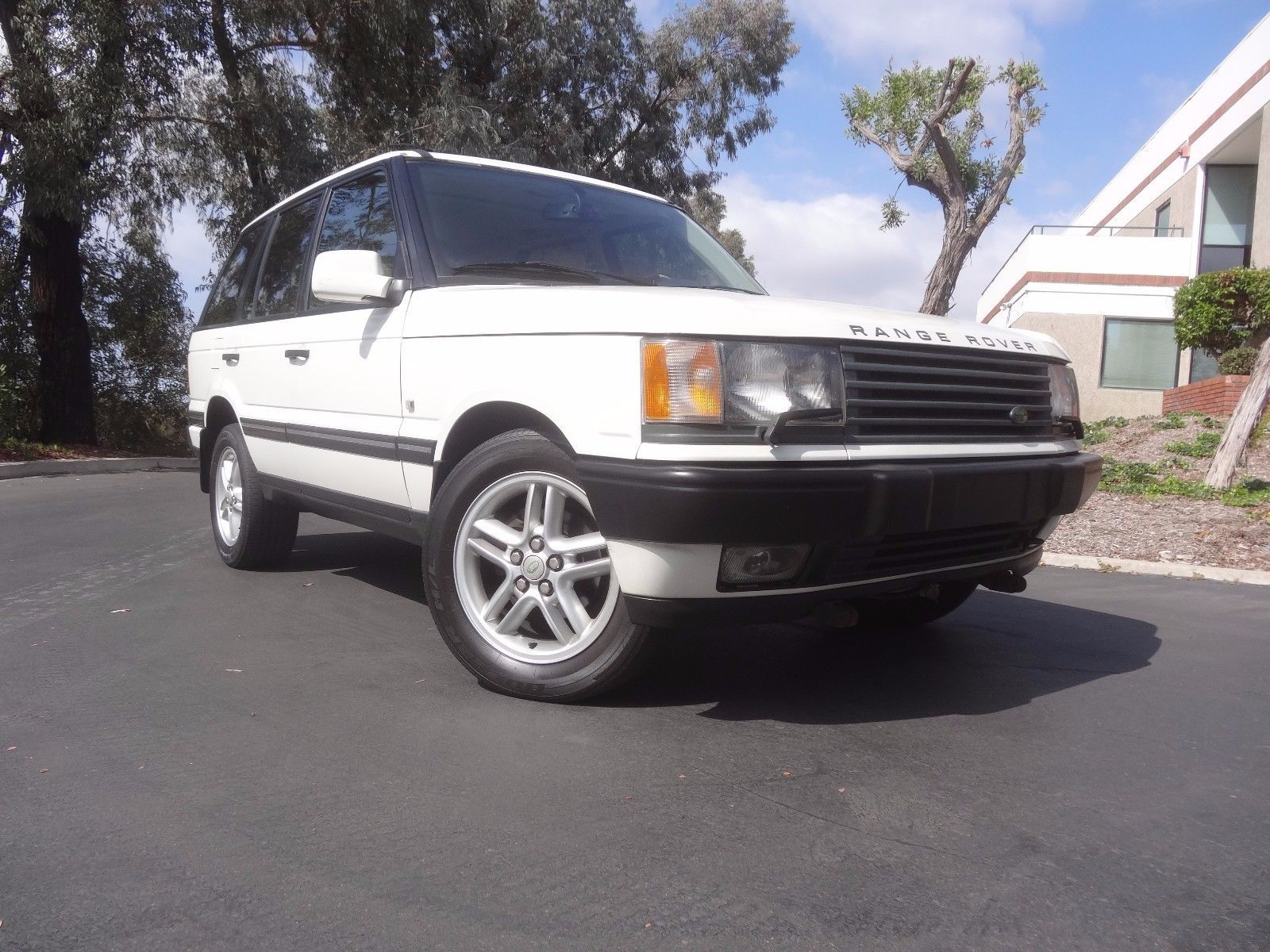 Awesome Great 2001 Land Rover Range Rover Hse 2001 Land Rover