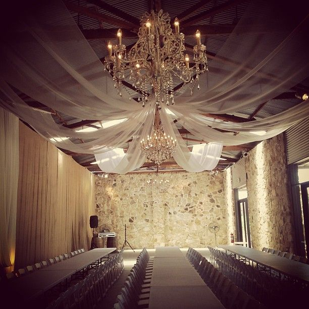 Goldings Winery Weddings Adelaide D And Chandeliers Lush Lighting