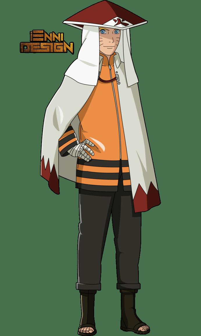 Boruto Naruto the MovieNaruto Uzumaki (Hokage) by
