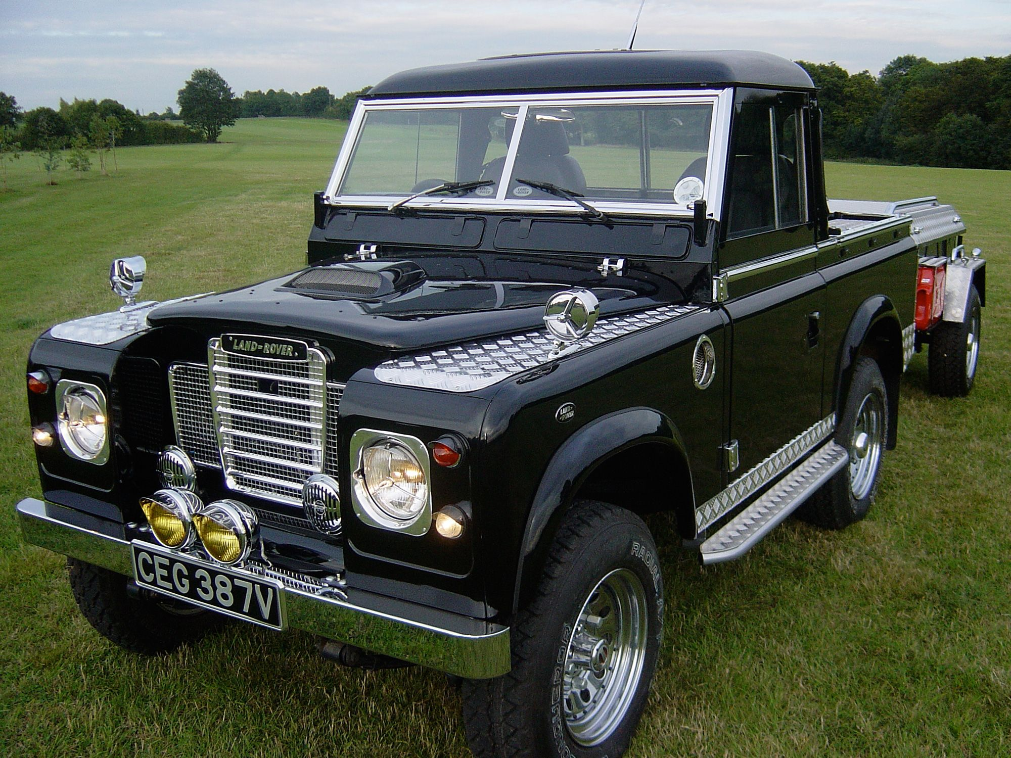 2353 best Land rover series 3 and other landy stuff images on