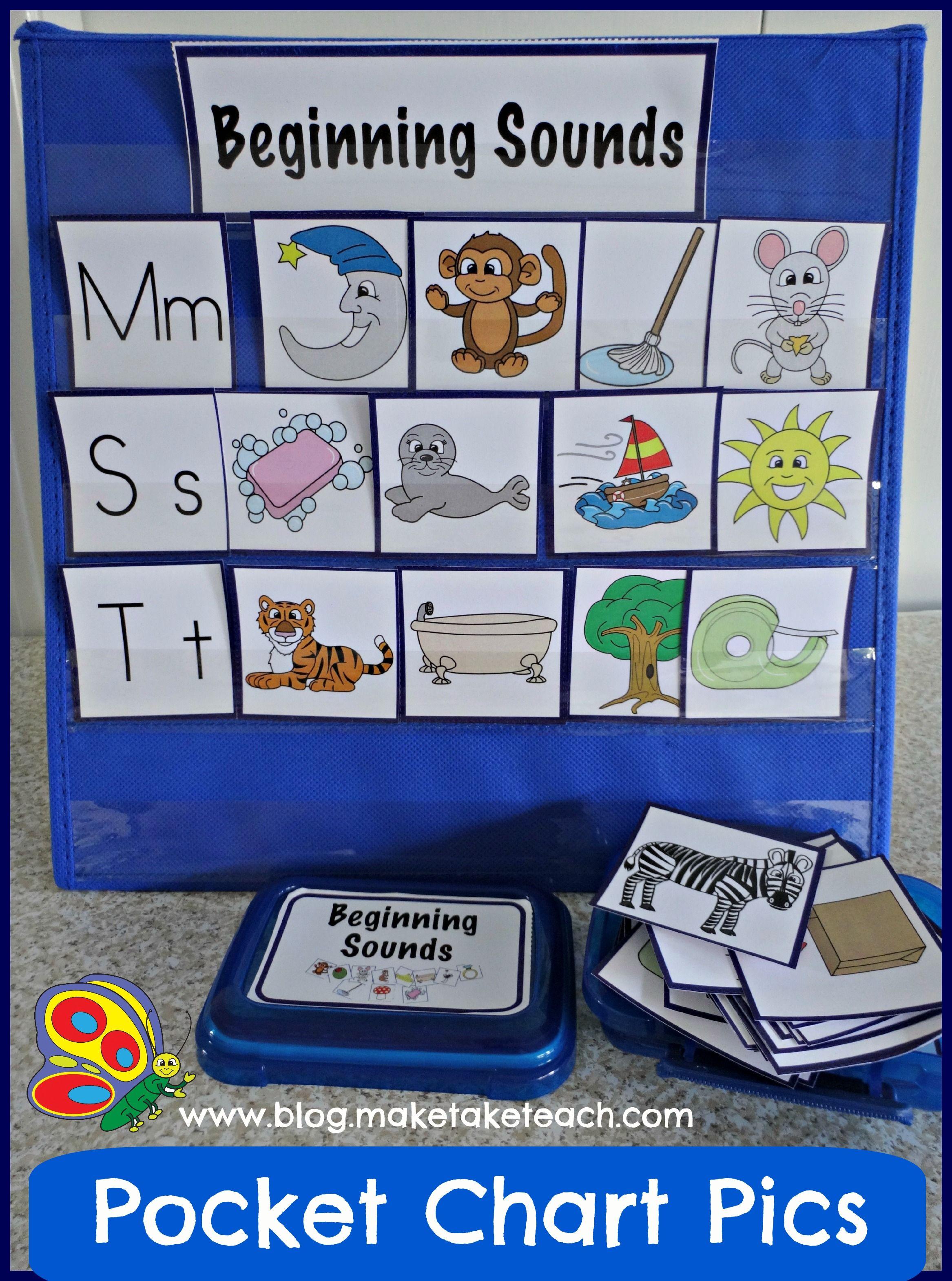 Kindergarten Worksheet Beginning Middle End Sounds