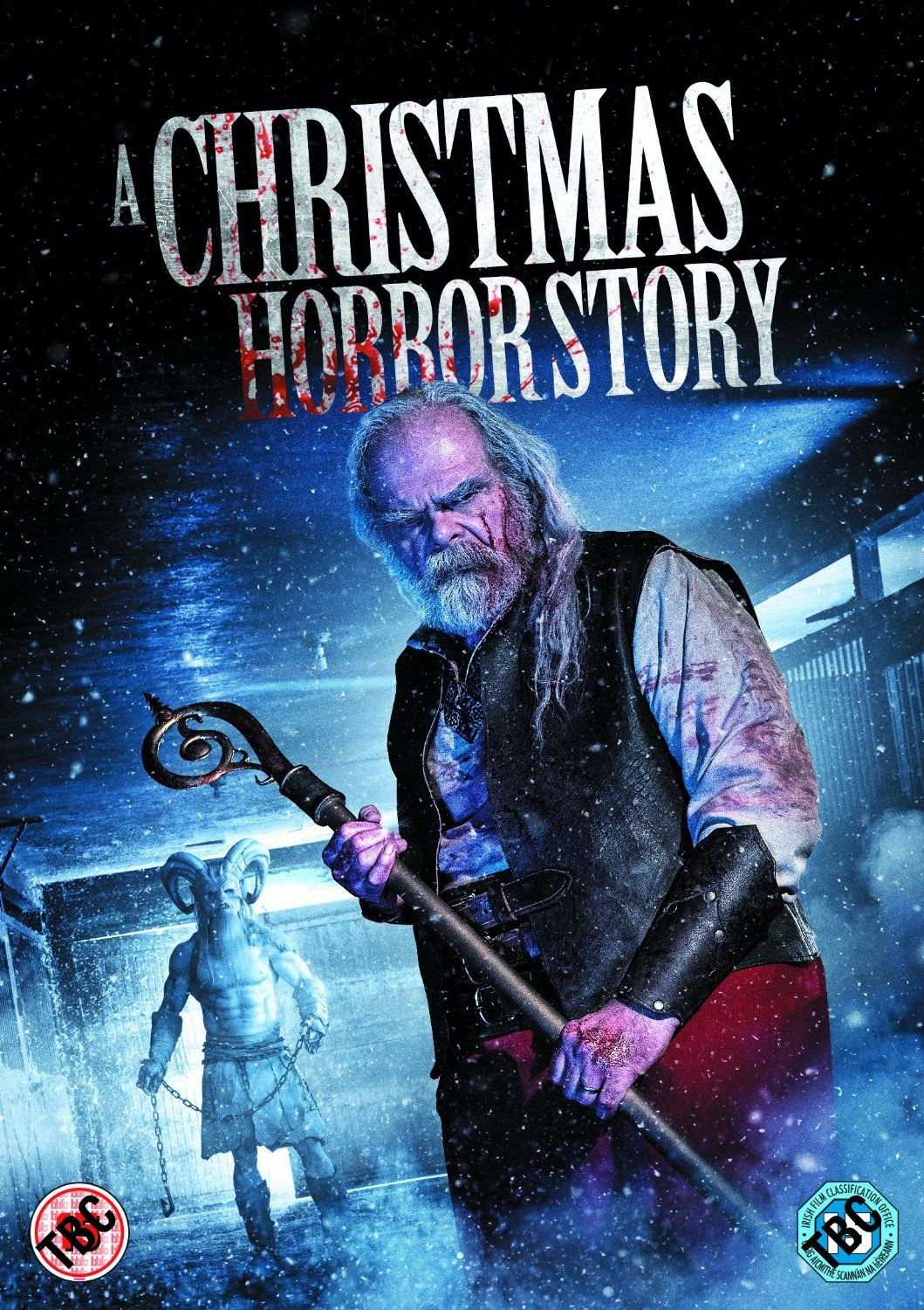 A Christmas Horror Story (2015) Movie Review Horror