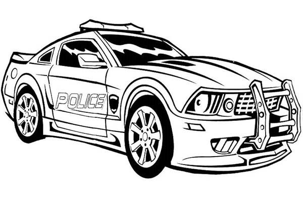 1000 images about police on pinterest police cars coloring