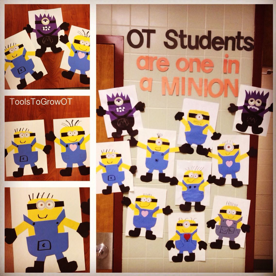 Ot Students Are One In A Minion