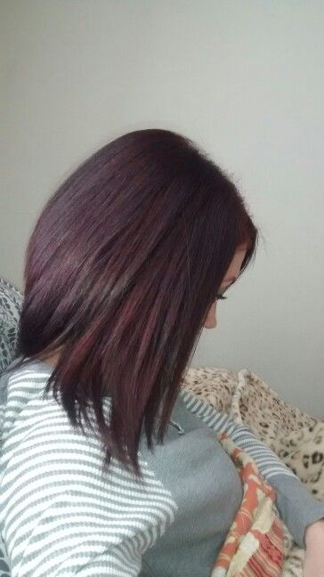 Wella Color Charm 5RV507 Burgundy Hair Color
