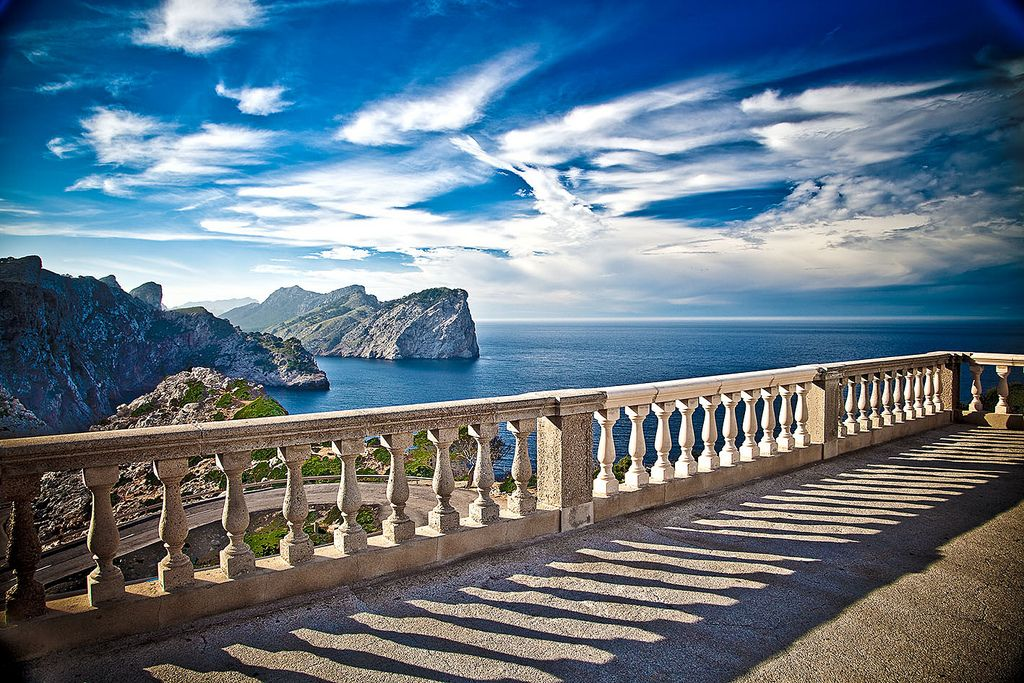Sierra de Tramontana Majorca wanderlust foreign