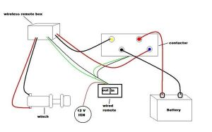 Need help wiring new winch | High Lifter Forums | Hunting